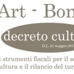Torino approva l'Art Bonus