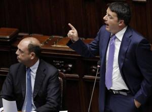 Renzi. Democrazia con voto di fiducia