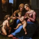 Raffaello. Madonna del Divino Amore