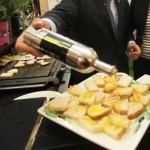 Posto d'onore all'olio extravergine d'oliva