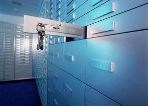 Evasione fiscale contante nelle cassette di sicurezza