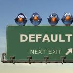 Obbligazioni cadute in default