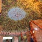 Padiglione dedicato al vino