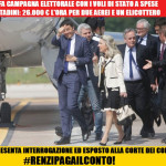 Renzi, propaganda in Trentino. Esposto M5S
