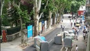 Trento-vandalismo