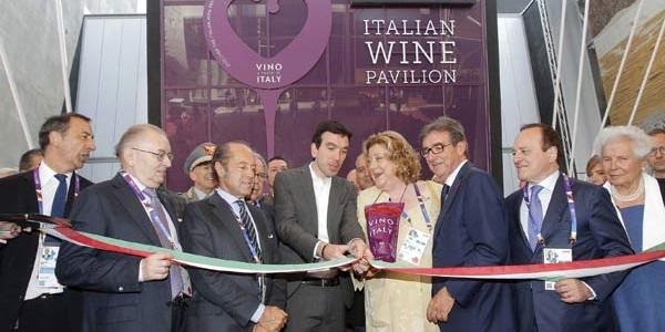 Inaugurato il Padiglione del Vino