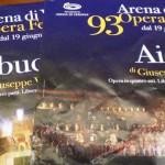 Nabucco, inaugura la stagione all'Arena.