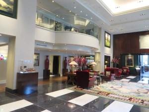 Londra, partendo dall'Hotel Sofitel