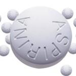 L'aspirina come uno scudo