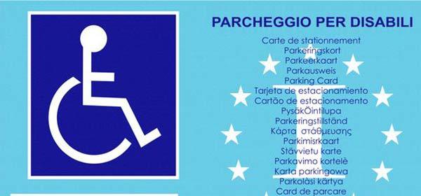 Disabili-parcheggio-modello-europeo