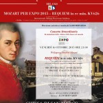 Il Requiem di Mozart per le vittime della fame