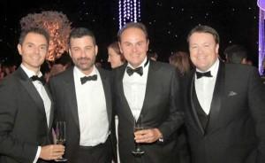 All'Emmy Awards si brinda con le bollicine Ferrari