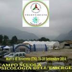 Campo Scuola degli psicologi italiani dell'emergenza