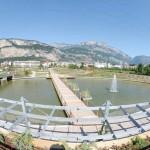Trento, inaugurato il Parco a Melta