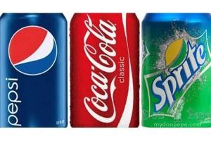 Bibite con troppo zucchero e in quantità diversa
