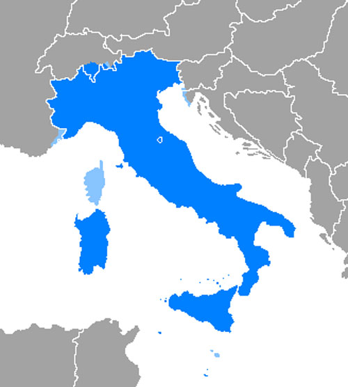 Lingua italiana, il documento più antico