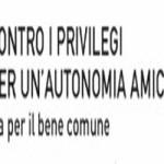 Il Trentino contro i privilegi della politica
