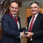 Matteo Lunelli, presidente  del Premio IWSC