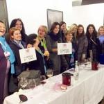 La passione la professionalità delle Donne Del Vino