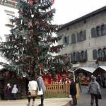 Pergine inaugura i Mercatini di Natale