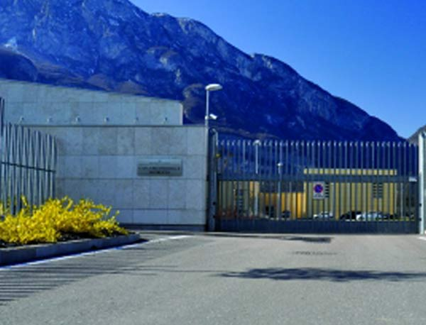 Trento-carcere