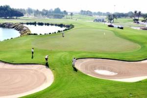 Golf in Qatar