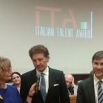 Italian Talent Award, a Giancarlo Moretti Polegato