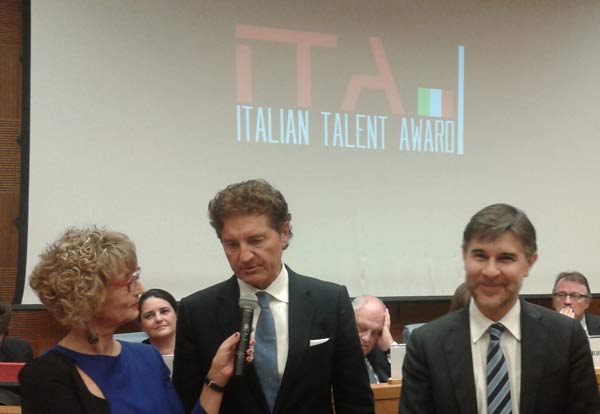 Italian-Talent-Award