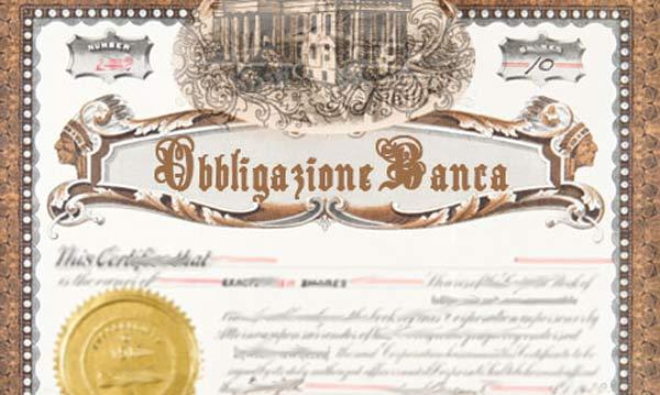 Obbligazione-banca