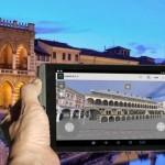 Visitare Padova con la tecnologia CultAR