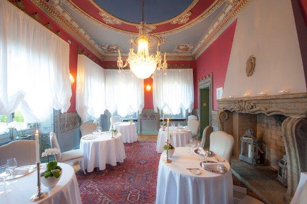 Villa Crespi, ristorante Cannavacciuolo