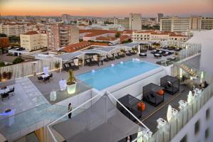 Epic Sana Hotel, Lisbona design e ospitalità