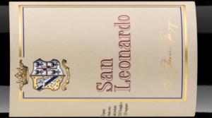 Firma del San Leonardo. Passione per vini di qualità