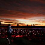 Munro, 50.000 steli coronati con sfere radianti