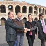 Copertura Arena di Verona