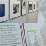 Le arti in mostra a Palazzo Roccabruna