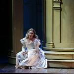 Mihaela Marcu, strepitoso acuto nel Rigoletto