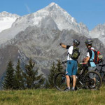 Itinerari in bici tra ciclabili e grandi salite