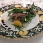 Bellavista, poesia marina nel piatto