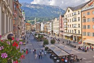 Alpin Urban City, Innsbruck