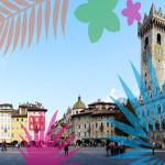 La tappa colorata a Trento