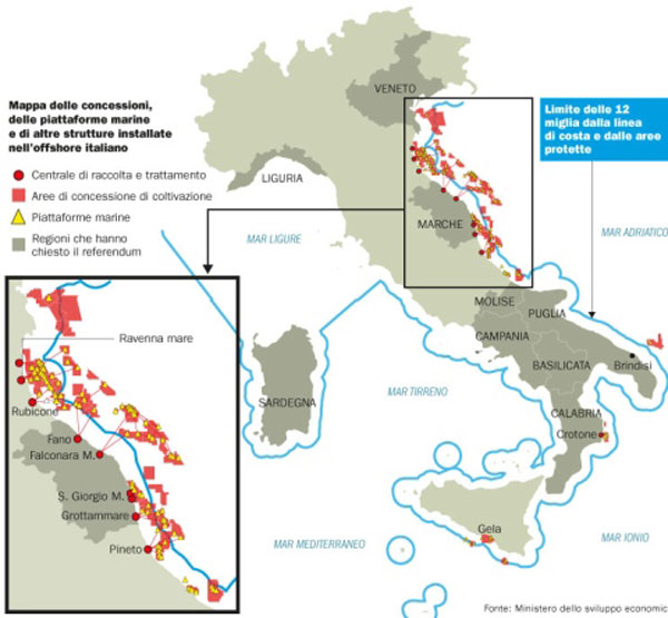 Petrolio-ambiente-referendum-Mappa-concessioni-trivelle