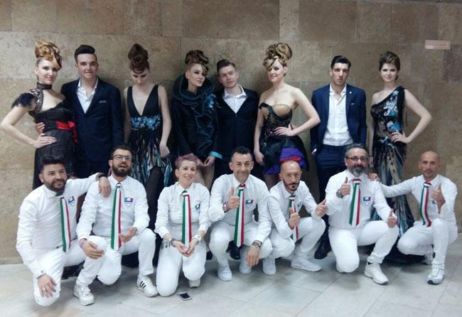 Acconciature-Iannotta-con-la-nazionale-a-Kiev