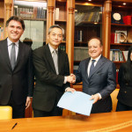Memorandum d'intesa Vinitaly International Hong Kong
