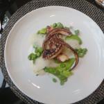 Freschezza nei piatti dello chef  Michael Hüsken