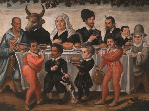 Buffoni-Banchetto-grottesco