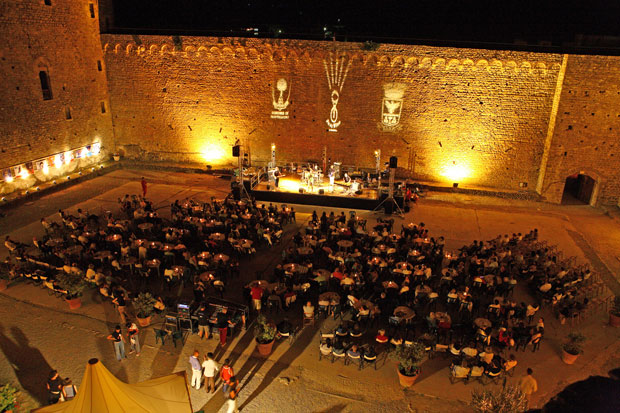Jazz&Wine-Montalcino_lCastello-Banfi
