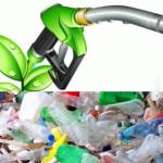 Combustibile liquido dalla plastica
