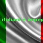 Essere italiani è impegnativo