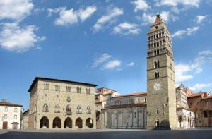 Giubileo in Toscana, partendo da Pistoia